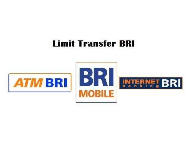 Limit Transfer BRI 2021 ATM, Mobile, Internet dan SMS banking